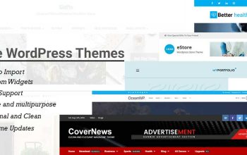 Free WordPress Themes collection