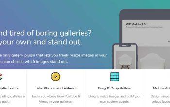 Modula Photo Gallery Plugin