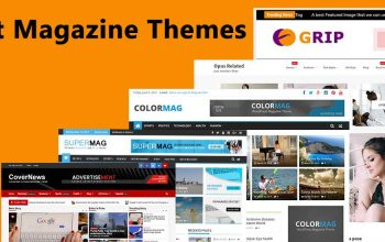 best magazine themes