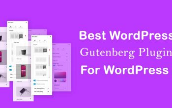 Popular and Best Gutenberg Plugins for WordPress