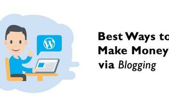 Make Money with WordPress Blogging