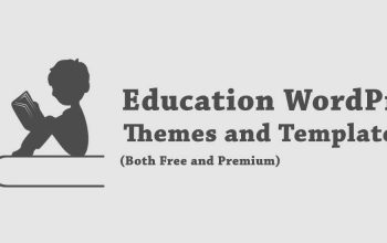 free and premium educational WordPress themes