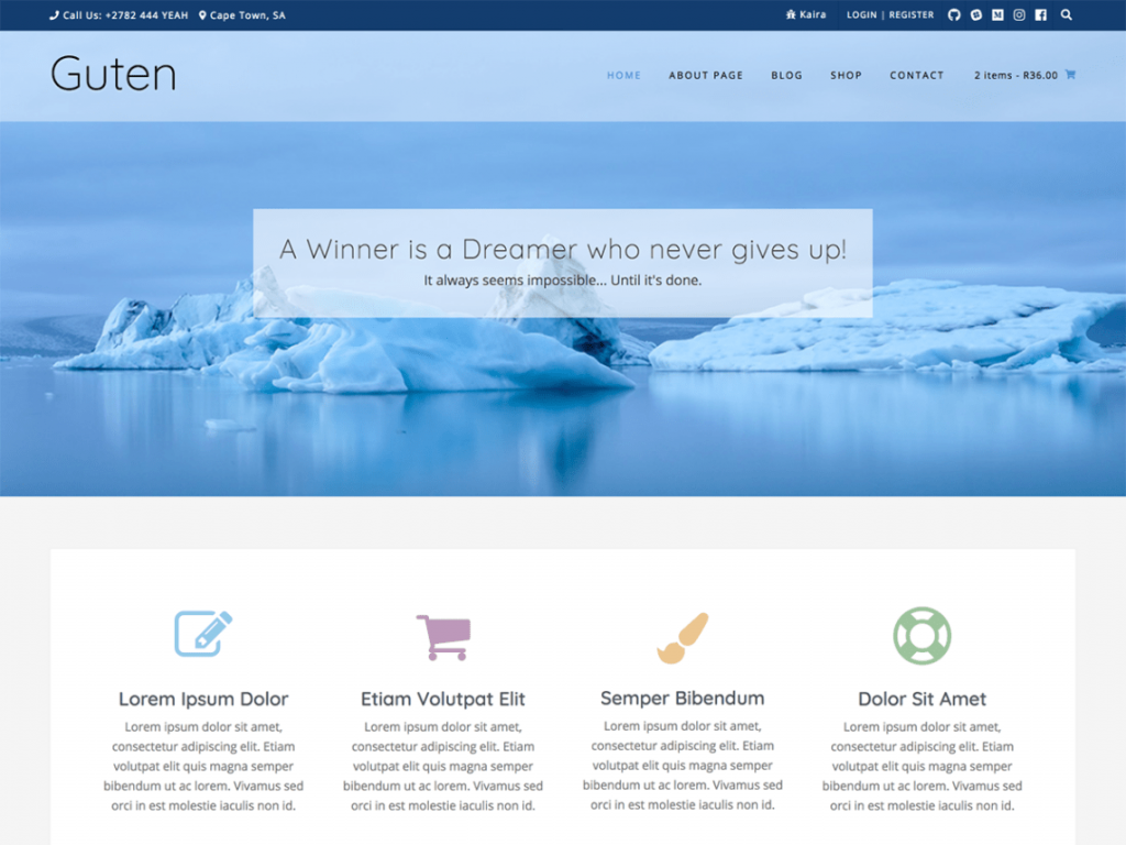 Best Gutenberg WordPress Themes