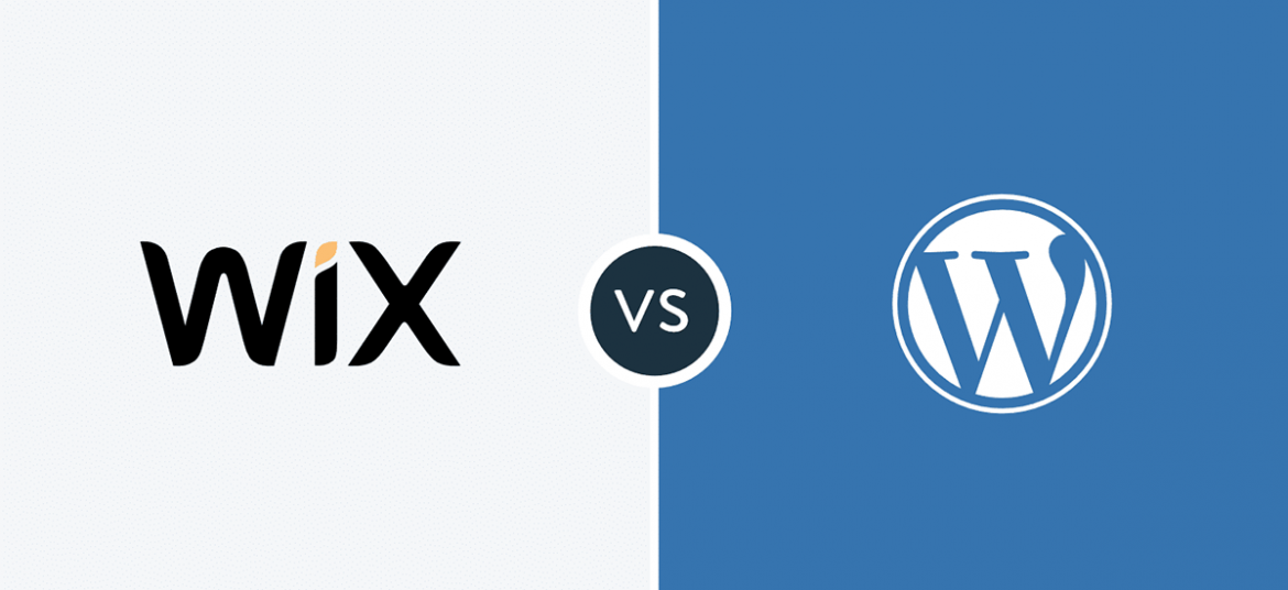 WordPress vs Wix- Which one is better for Site Building?