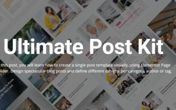Ultimate Post Kit