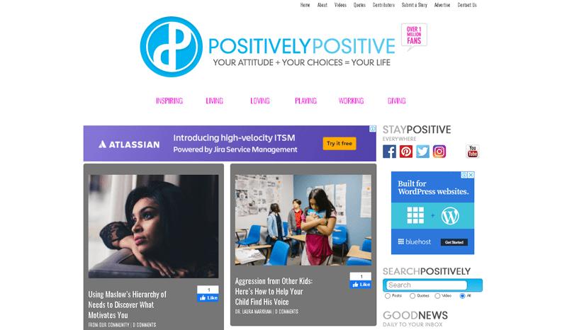 Positively Positive