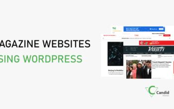 Top Magazine Websites Using WordPress