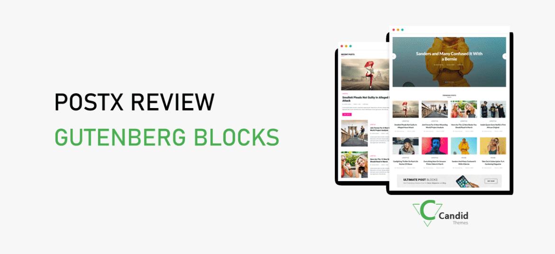 PostX Review 2021 – Is the Post Blocks WordPress Plugin Worth it?