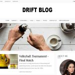 drift blog screenshot