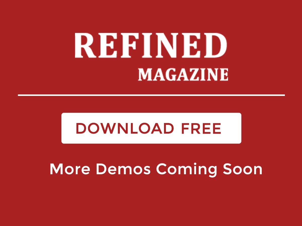 Refined Magazine Pro – Premium Magazine WordPress Theme Coming Soon